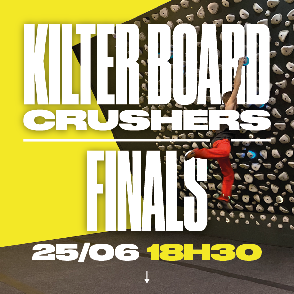 KILTERBOARD CRUSHERS FINALS