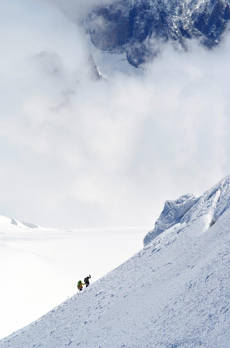 escalade alpin outdoor