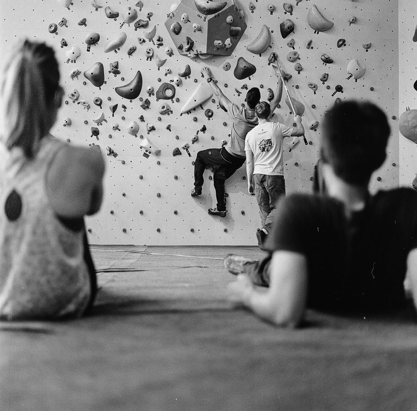 escalade cours grimpe